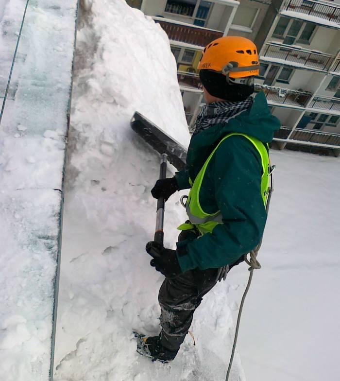 Sezonowe prace na wysokości
